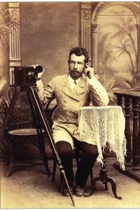 Профессиональный фотограф Р. Ф. Быковский (19 век)