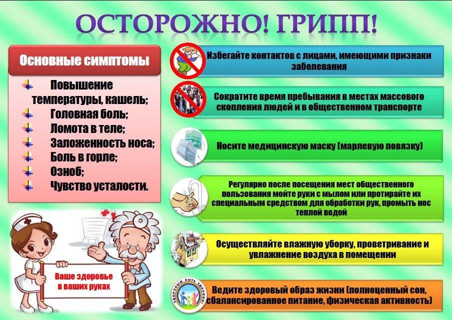ostorozhno-gripp сайт ОУ
