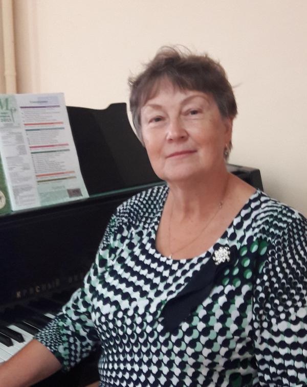 Пыжова Ольга Ивановна