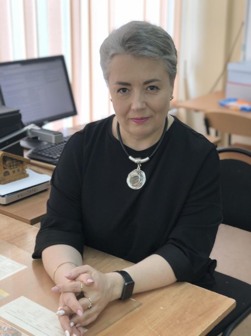 Позднова Оксана Николаевна